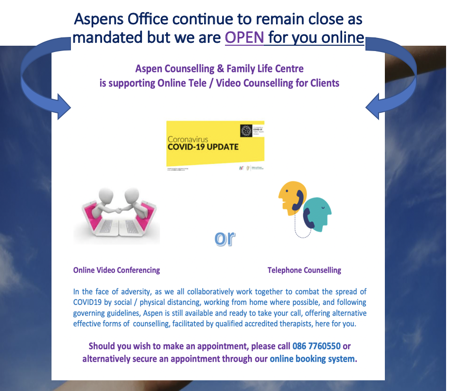 Update: Aspen & COVID 19 1